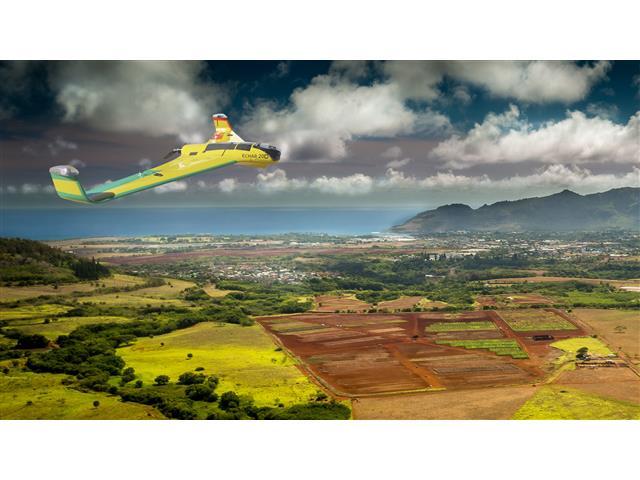 Drone XMobots Echar 20D VLOS com RTK HAL L1 L2 Voo até 120m - 3