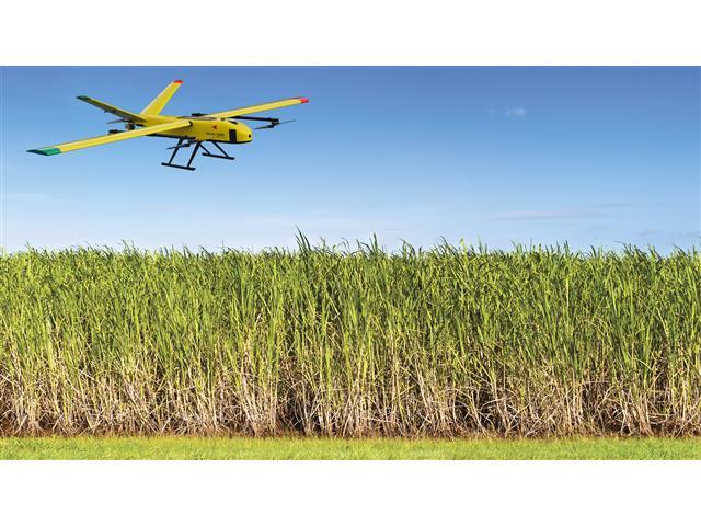 Drone XMobots Nauru 500C Cana BVLOS RTK HAL L1 L2 Voo acima de 120m - 2