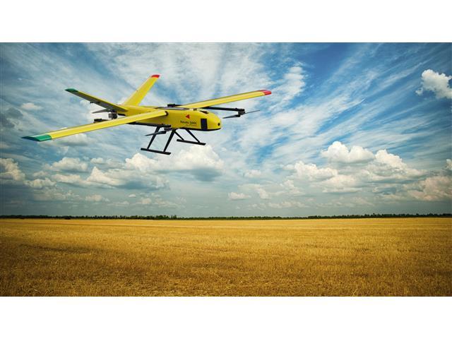 Drone XMobots Nauru 500C Grãos VLOS com RTK HAG L1 L2 L5 Voo até 120m - 2