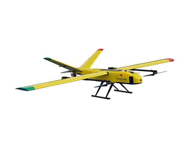 Drone XMobots Nauru 500C Grão BVLOS RTK HAG L1 L2 L5 Voo acima de 120m