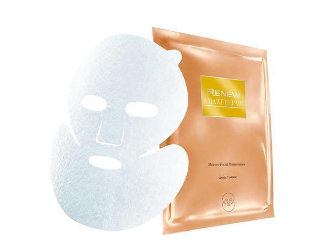 Combo Avon Renew Máscara, Antirrugas Dia e Noite e Necessaire Dourada - 4