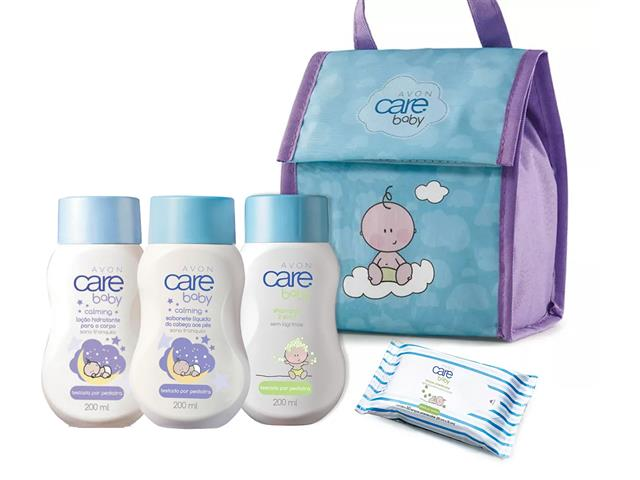 Kit Maternidade Avon Care Baby