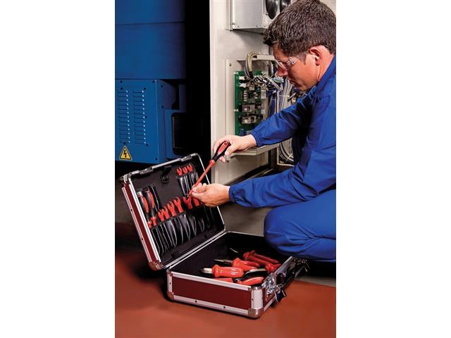 Maleta com Ferramentas Tramontina IEC 34 peças - 1