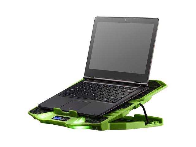 Cooler Gamer para Notebook Multilaser Warrior AC292 com Led Verde - 3