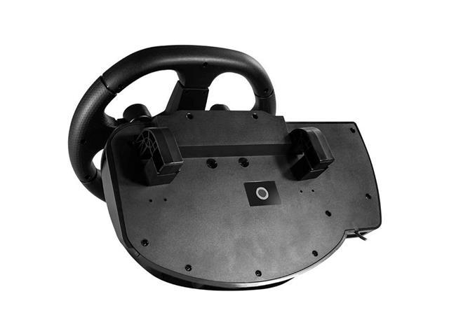 Volante Gamer Multilaser Warrior Artaxes com Force Feedback e Pedal - 3