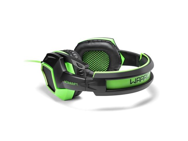 Headset Gamer Multilaser Warrior Ares PH224 USB 7.1 Surround 3D Verde - 2