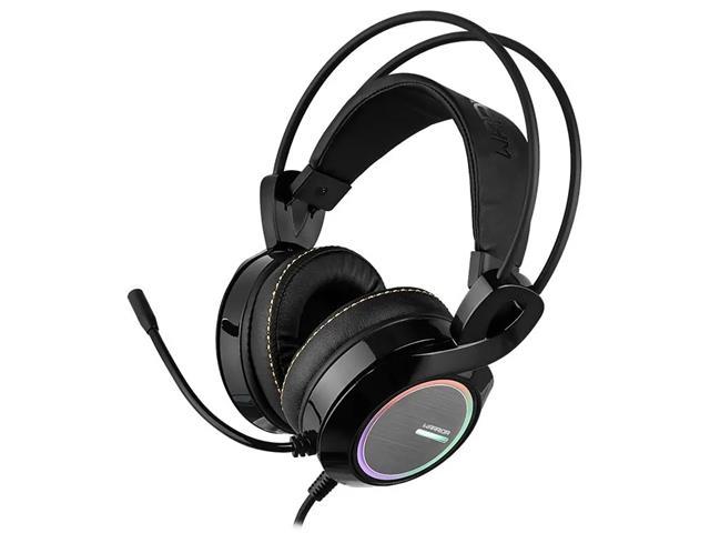 Headset Gamer Multilaser Warrior Thyra PH290 Rgb 7.1 com Vibração