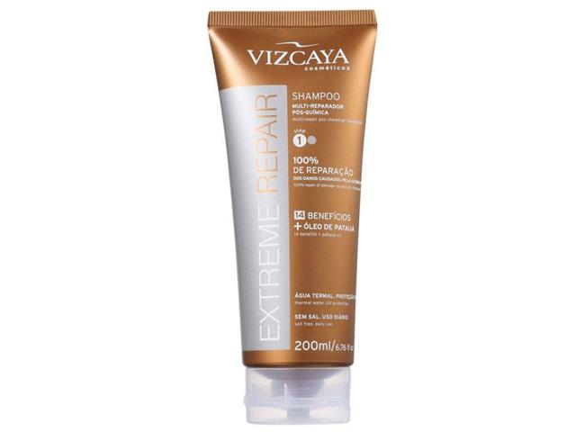 Shampoo Vizcaya Extreme Repair 200ml