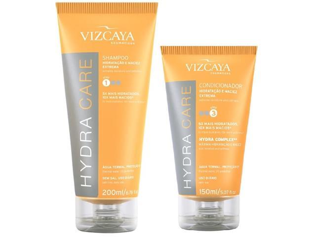 Kit Shampoo + Condicionador Vizcaya Hryda Care