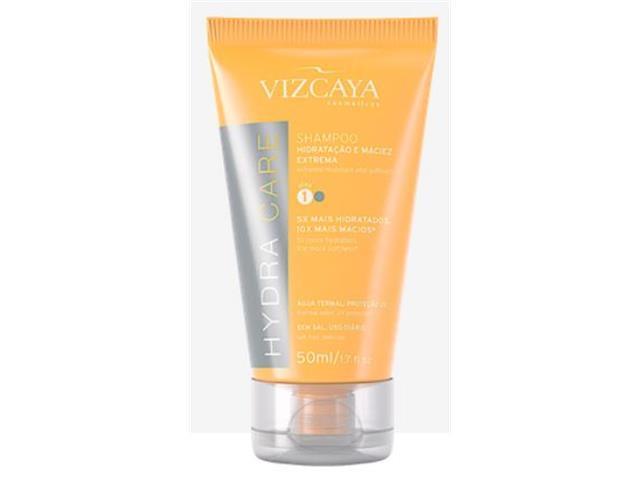 Kit Shampoo + Tratamento Ultra Hidratante Vizcaya Hidra Care - 2