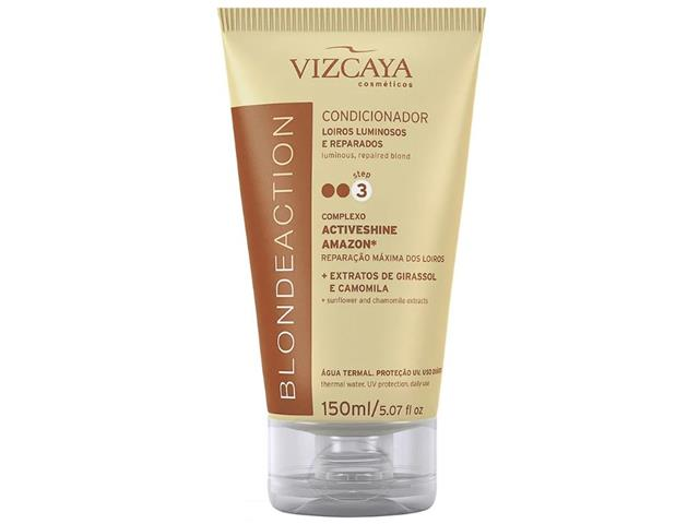 Condicionador Reparador Vizcaya Blonde Action Performace 150ml