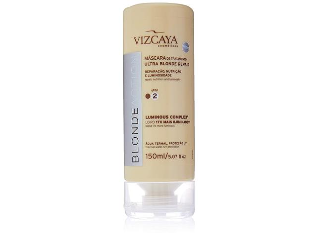 Máscara de Tratamento Vizcaya Blonde Action Performace 150ml