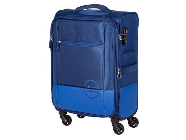 Mala de Viagem American Tourister Instant Azul Pequena