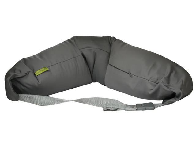 Travesseiro para Viagem Samsonite Dobrável Cinza