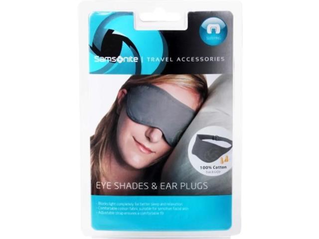 Protetor Samsonite para Olhos e Ouvido - 1