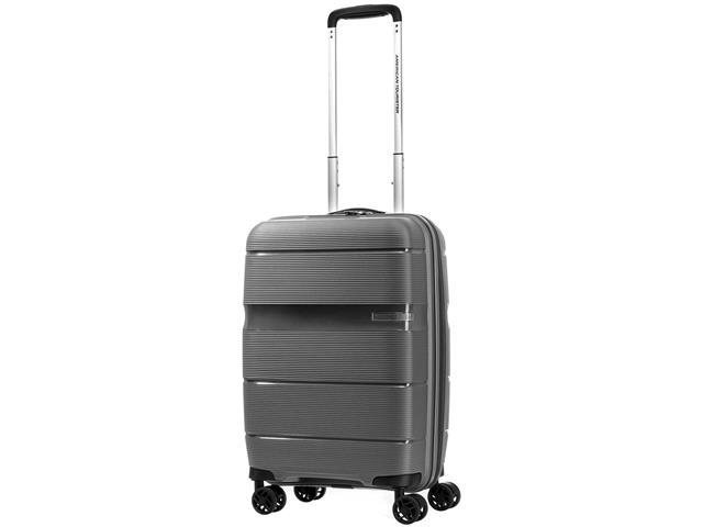 Mala de Viagem American Tourister Linex Titanium Pequena