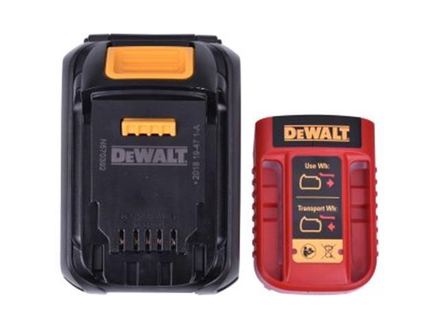 Bateria DeWalt 20V / 60V Flexvolt Li-Ion 6,0Ah com Indicação a LED - 6