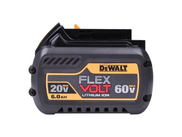 Bateria DeWalt 20V / 60V Flexvolt Li-Ion 6,0Ah com Indicação a LED - 3