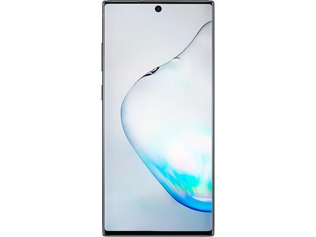 "Smartphone Samsung Galaxy Note 10+ 4G 6.8"" 256GB 12GB 12+16+12MP Preto - 3"