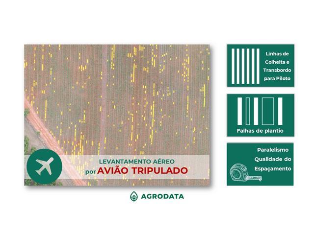 Mapeamento de Falhas por Imagens Aéreas - AgroData