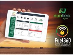 Gestão de Diesel e Operações da Frota Agrícola - Nuntec - 0