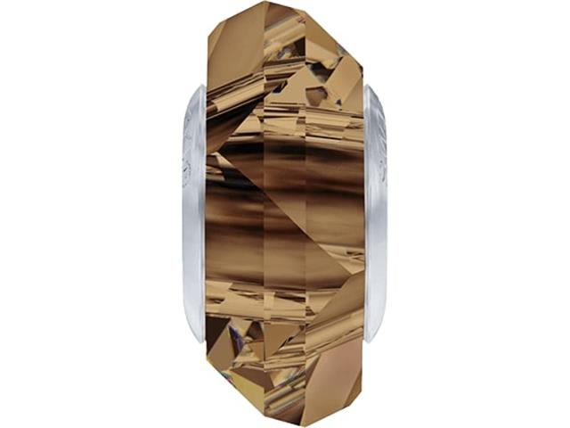 BeCharmed DSE Decorado com Cristais da Swarovski® Light Smoked Topaz - 1