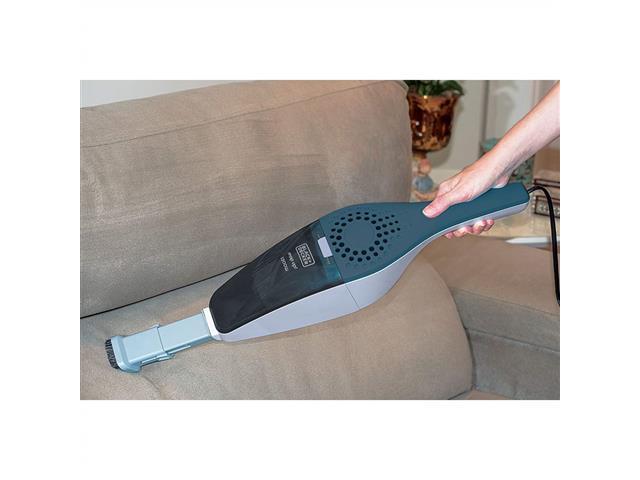 Aspirador de Pó Vertical Black&Decker com Função Mop - 5