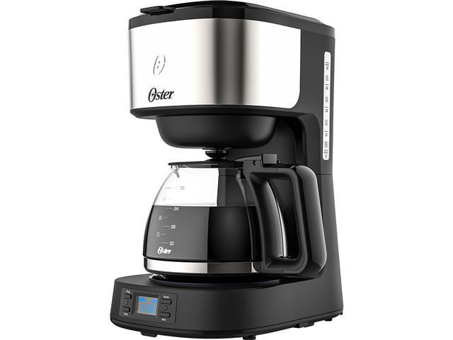 Cafeteira Digital Oster Day Light OCAF500 Preta 800W - 1
