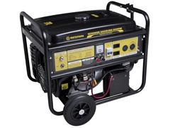 Gerador de Energia à Gasolina Matsuyama 6500 PE Monofásico 110V/220V