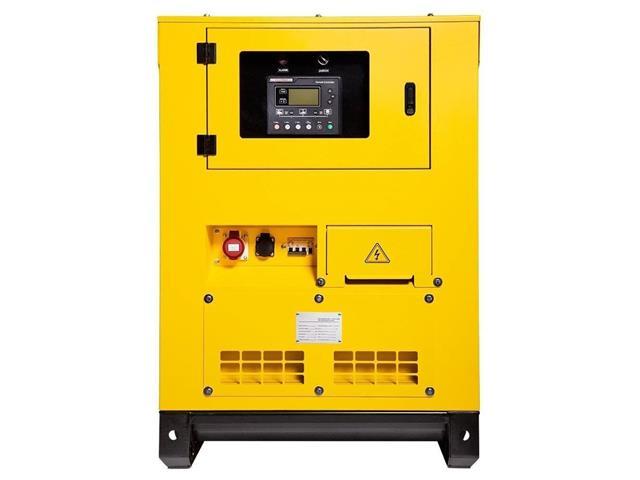 Gerador de Energia à Diesel Matsuyama Silenciado 35 KVA Trifásico 220V - 1