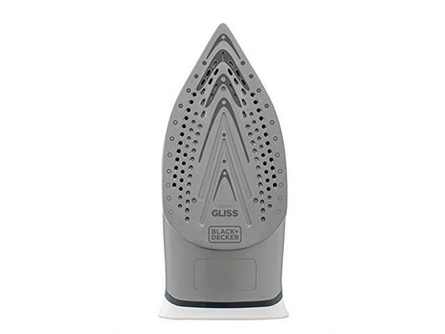 Ferro a Vapor Black+Decker FX3060 Ceramic Gliss com Spray – Azul/Branco - 110V - 1