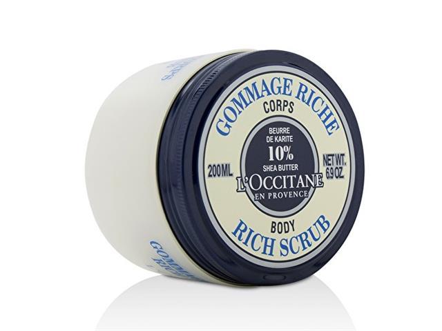 Manteiga Esfoliante Corportal Karité Loccitane en Provence 200ml