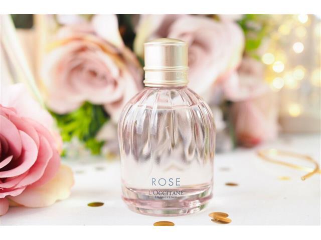 Perfume L'Occitane en Provence Eau de Toilette Rosas 50ml - 2