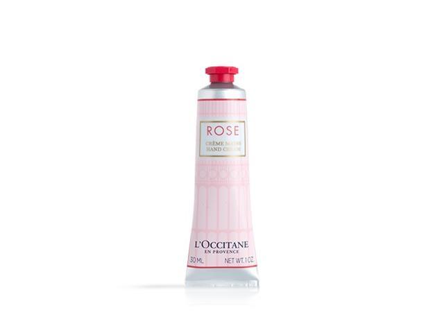 Creme de Mãos L'Occitane en Provence Rosas 30ml