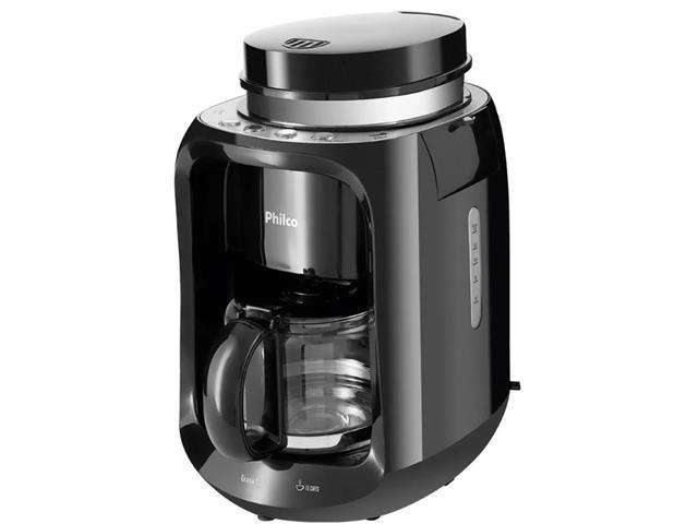 Cafeteira Elétrica Philco Grano Café PCF23P com Moedor Integrado 110V