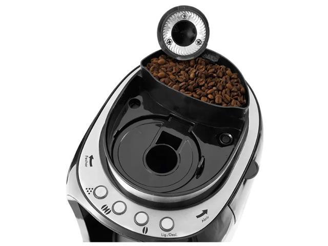 Cafeteira Elétrica Philco Grano Café PCF23P com Moedor Integrado 110V - 4