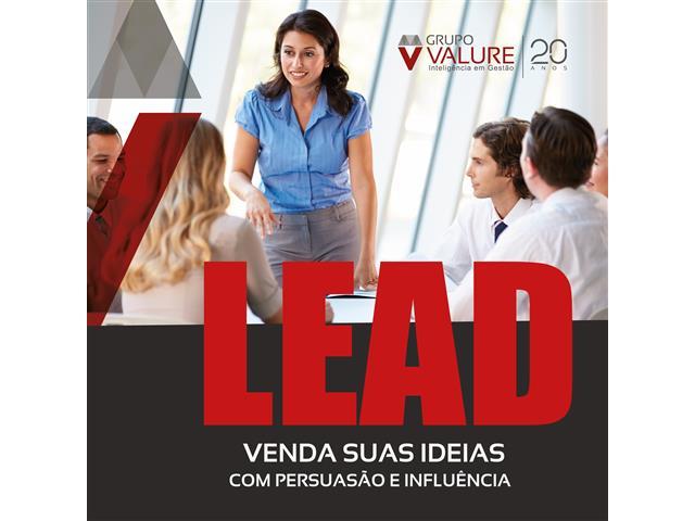 LEAD - Venda suas ideias com persuasão e influência