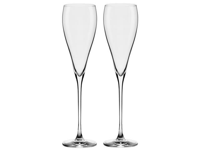 Conjunto Oxford Alumina Crystal Com 2 Taças de Cristal Espumante 280ml
