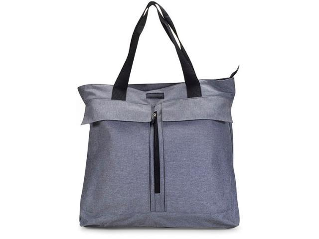Bolsa Asics Training Tote Bag Cinza