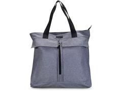 Bolsa Asics Training Tote Bag Cinza
