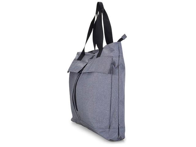 Bolsa Asics Training Tote Bag Cinza - 1