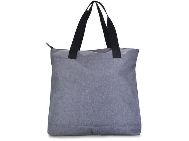 Bolsa Asics Training Tote Bag Cinza - 2
