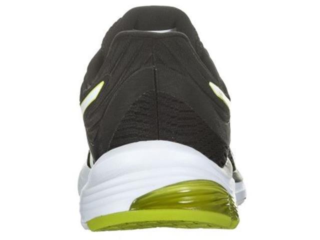 Tênis Asics Gel-Pulse 11 Black/Neon Lime Masculino - 3