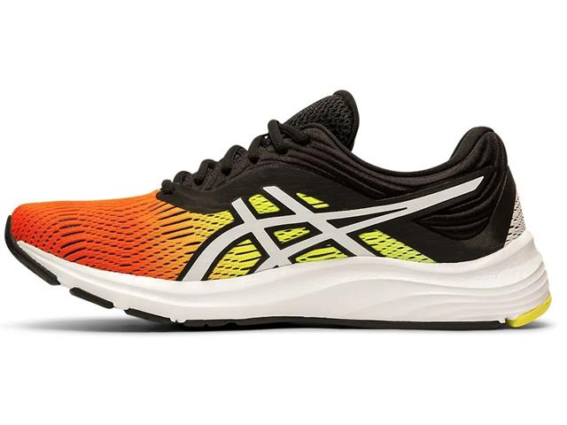 Tênis Asics Gel-Pulse 11 Shocking Orange/Black Arise Masculino - 2