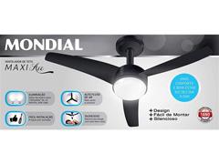 Ventilador de Teto Mondial Maxi Air VTE-03 Preto - 2