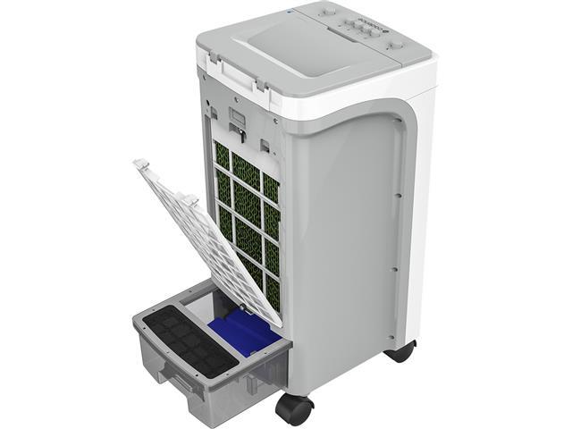 Climatizador de Ar Cadence Climatize Double Tank Branco 60W - 3