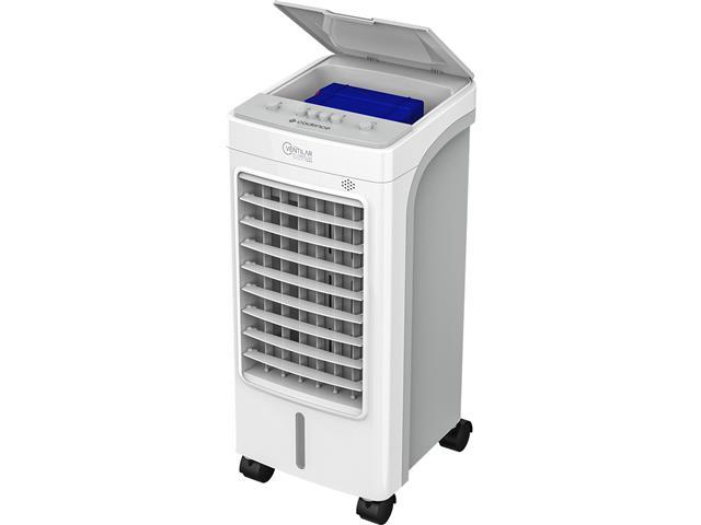 Climatizador de Ar Cadence Climatize Double Tank Branco 60W - 4