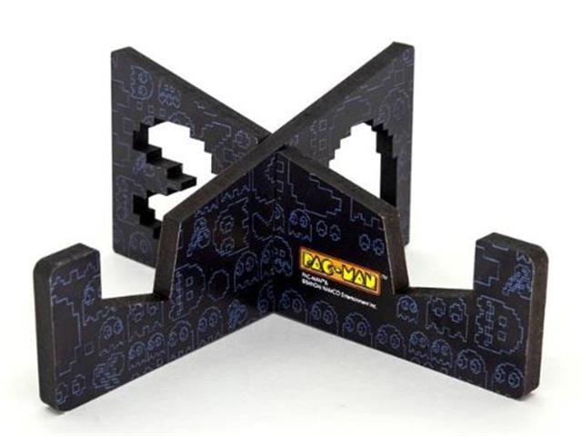 Suporte Tablet ou Celular Kathavento Pac-Man Preto - 2