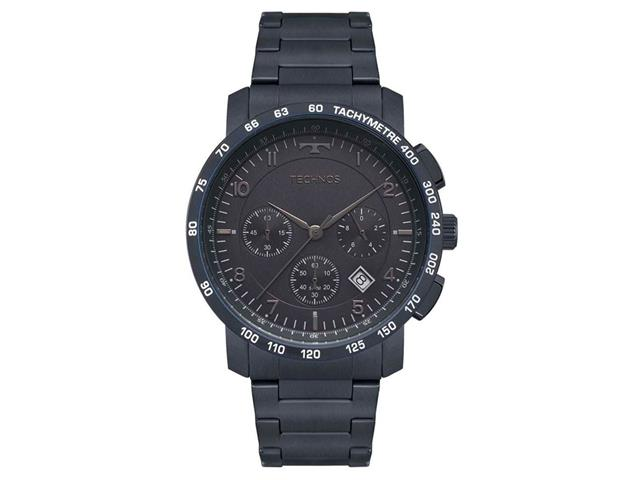 Relógio Technos Masculino Cronógrafo Skymaster 6S20AC/4A