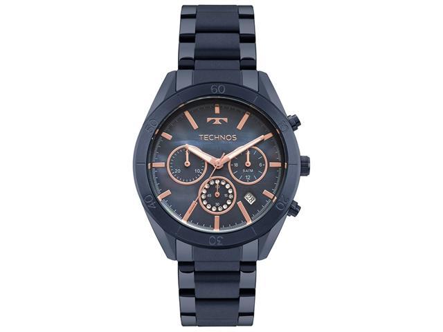 Relógio Technos Feminino Elegance Ladies Cronógrafo JS25BX/4A